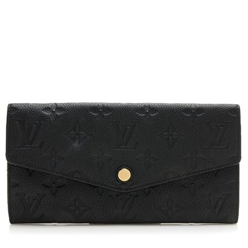 Louis Vuitton Monogram Empreinte Curieuse Wallet