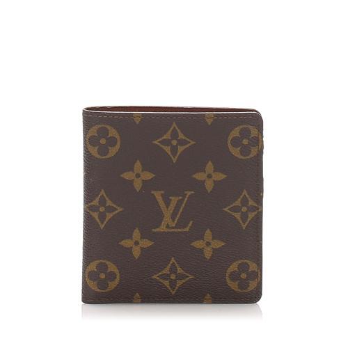 Louis Vuitton Monogram Canvas Magellan Wallet