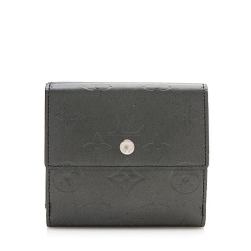 Louis Vuitton Monogram Mat Elise Wallet