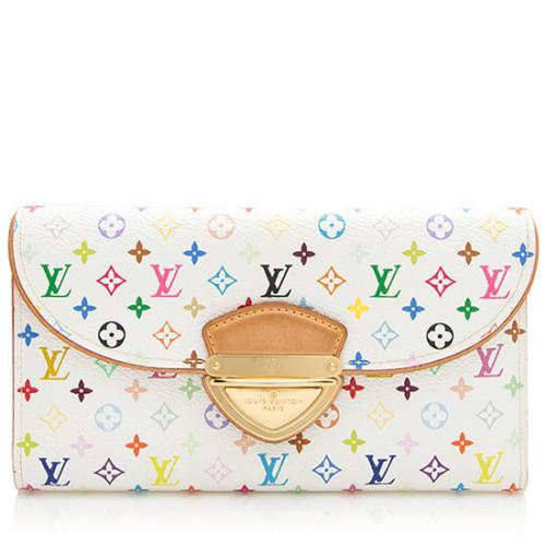 Louis Vuitton Monogram Multicolore Eugenie Wallet