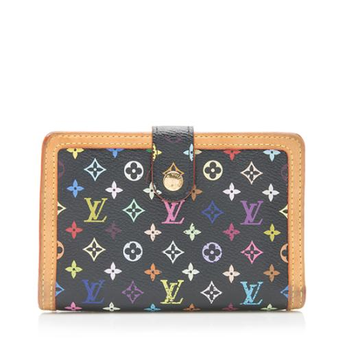 Louis Vuitton Monogram Multicolore French Purse Wallet