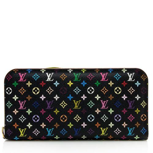 Louis Vuitton Monogram Multicolore Insolite Wallet