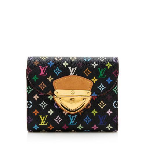 Louis Vuitton Monogram Multicolore Joey Wallet
