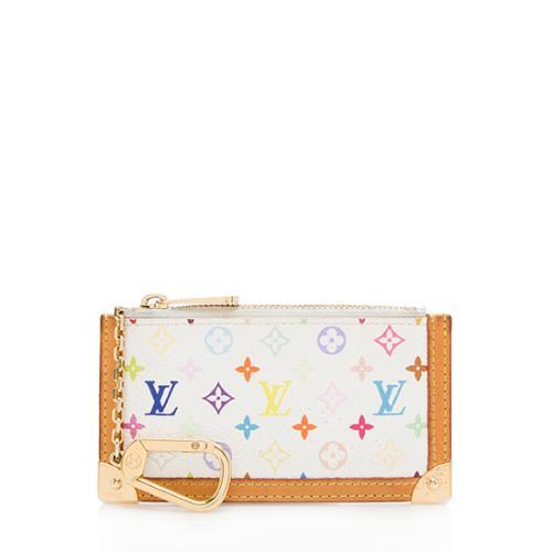 Louis Vuitton Monogram Multicolore Key Pouch