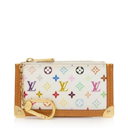 Louis Vuitton Monogram Multicolore Key Pouch