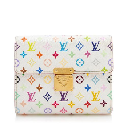 Louis Vuitton Monogram Multicolore Koala Wallet