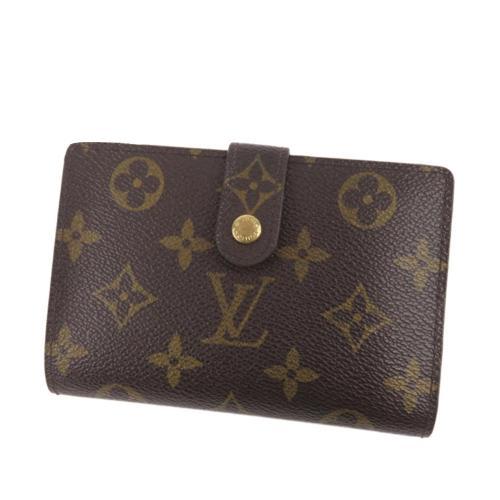 Louis Vuitton Monogram Porte Monnaie Billets Viennois Wallet