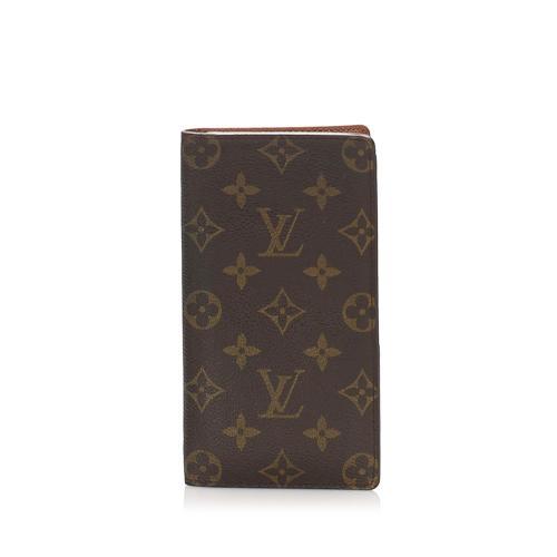 Louis Vuitton Monogram Porto Long Wallet
