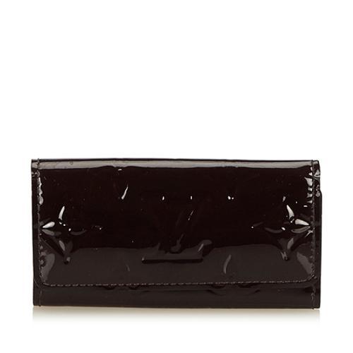 Louis Vuitton Monogram Vernis 4 Key Holder