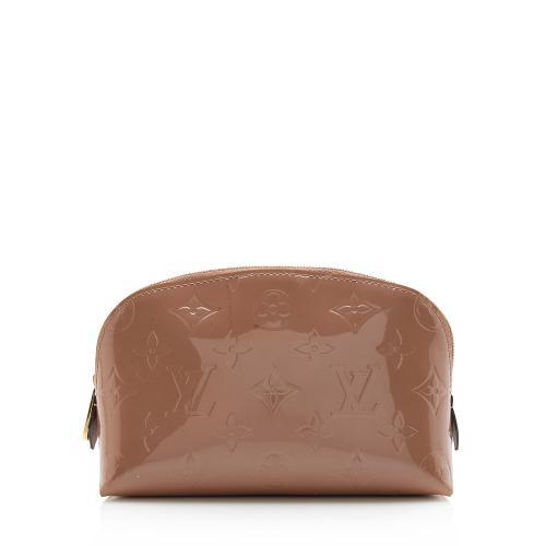 Louis Vuitton Monogram Vernis Cosmetic Case