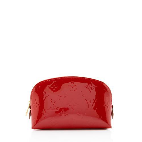 Louis Vuitton Monogram Vernis Cosmetic Pochette