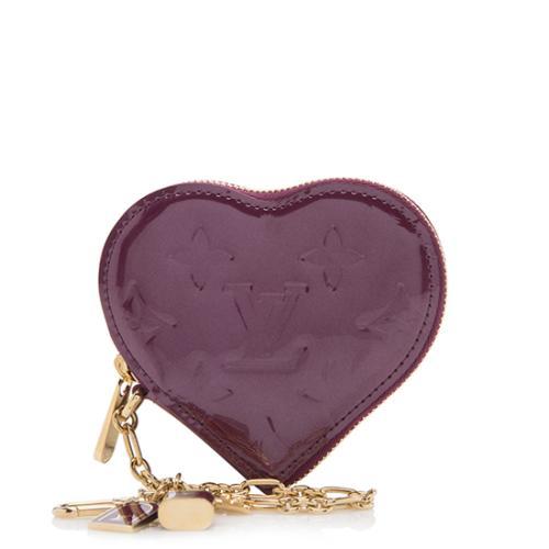 d9e0e171c716 Louis-Vuitton-Monogram-Vernis-Heart-Coin-Wallet 87068 front large 2.jpg