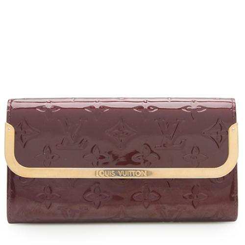 Louis Vuitton Monogram Vernis Rossmore Wallet - FINAL SALE