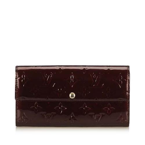 Louis Vuitton Monogram Vernis Sarah Wallet - FINAL SALE