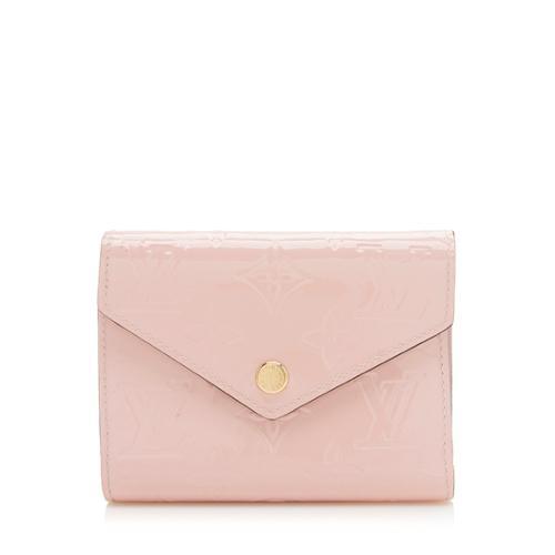 Louis Vuitton Monogram Vernis Victorine Wallet