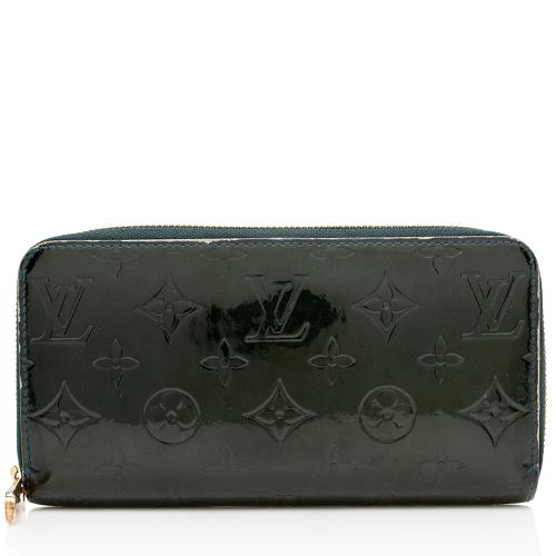 Louis Vuitton Monogram Vernis Zippy Wallet