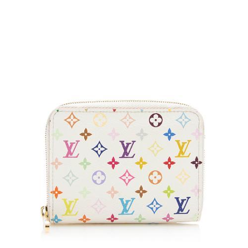 Louis Vuitton Multicolore Zippy Coin Wallet
