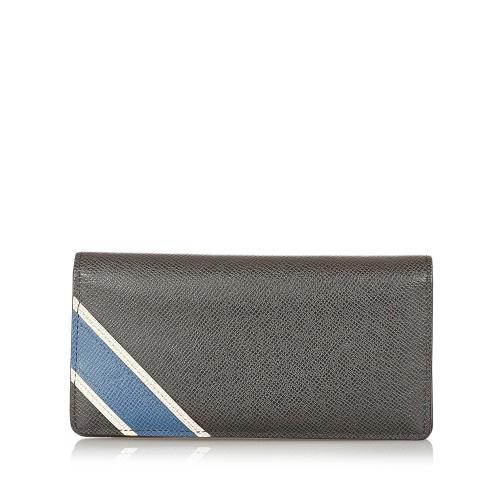 Louis Vuitton Taiga Brazza Wallet