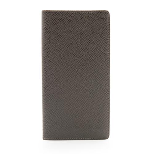 Louis Vuitton Taiga Leather Brazza Wallet