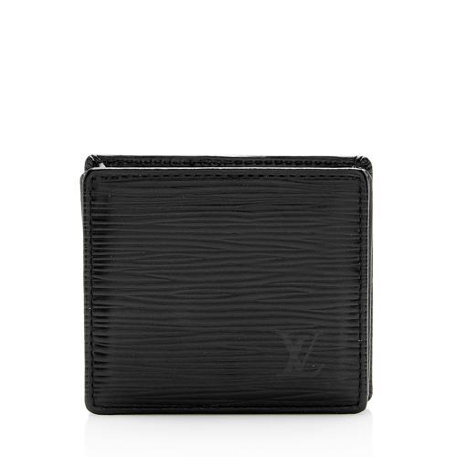 Louis Vuitton Vintage Epi Leather Coin Case