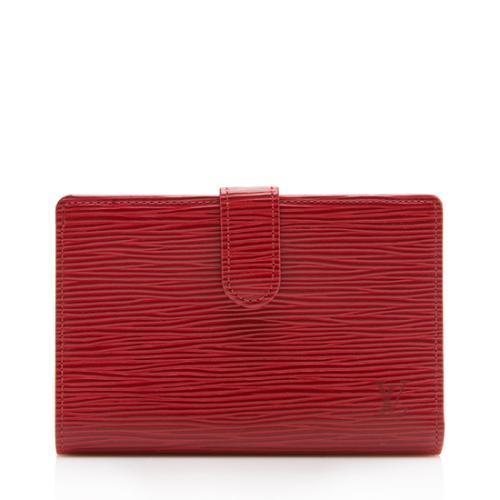 Louis Vuitton Vintage Epi Leather French Purse Wallet - FINAL SALE