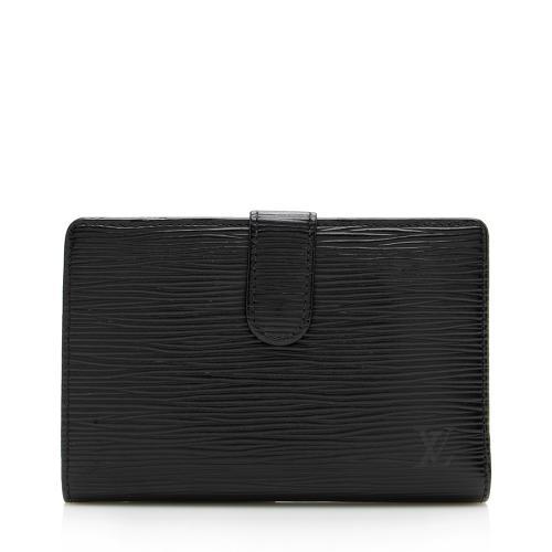 Louis Vuitton Vintage Epi Leather French Purse Wallet