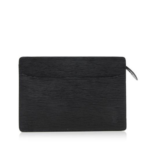 Louis Vuitton Vintage Epi Leather Homme Clutch - FINAL SALE