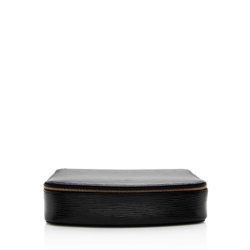Louis Vuitton Vintage Epi Leather Poche Monte Carlo Jewelry Case