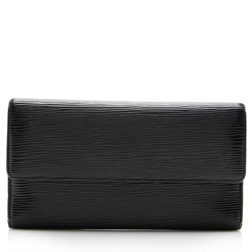 Louis Vuitton Vintage Epi Leather Porte Tresor International Wallet - FINAL SALE