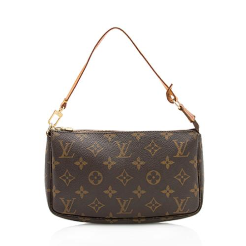 Louis Vuitton Vintage Monogram Canvas Pochette Accessoires - FINAL SALE