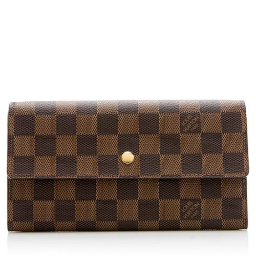 Louis Vuitton Vintage Monogram Canvas Porte Tresor International Wallet