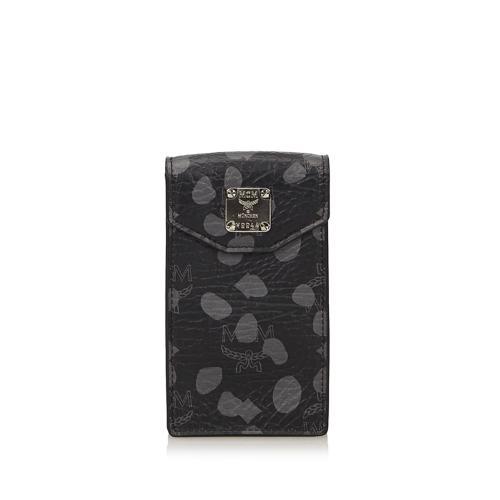 MCM Dalmatian Print Phone Case
