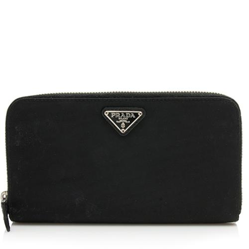 Prada Tessuto Zip Wallet - FINAL SALE
