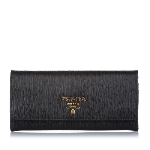 Prada Vitello Move Wallet on Chain