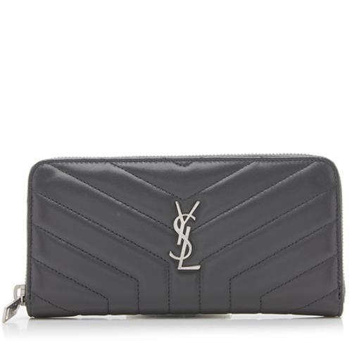 Saint Laurent Lou Lou Zip Wallet 9MXSY