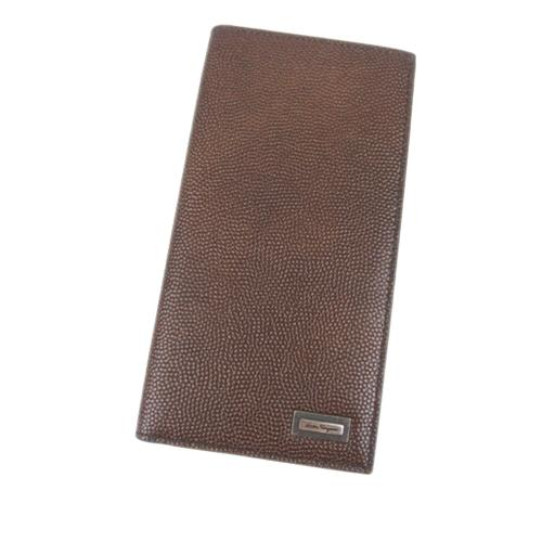 Salvatore Ferragamo Leather Bifold Wallet