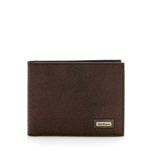 Salvatore Ferragamo Leather Bi-fold Wallet