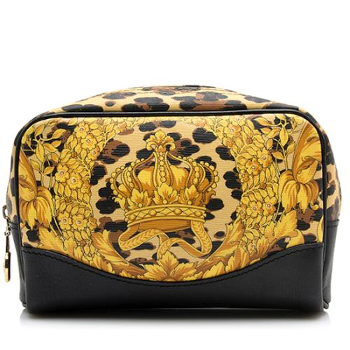 Versace Vintage Cosmetic Pouch
