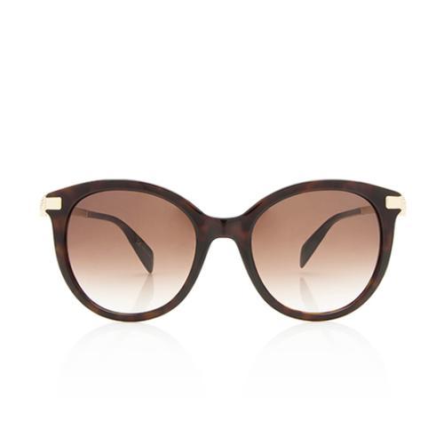 Alexander McQueen Crystal Skull Sunglasses