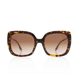 Burberry Square Check Sunglasses