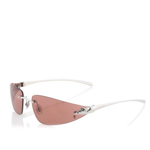 005887b7121 Cartier Rimless Sunglasses – Jerusalem House