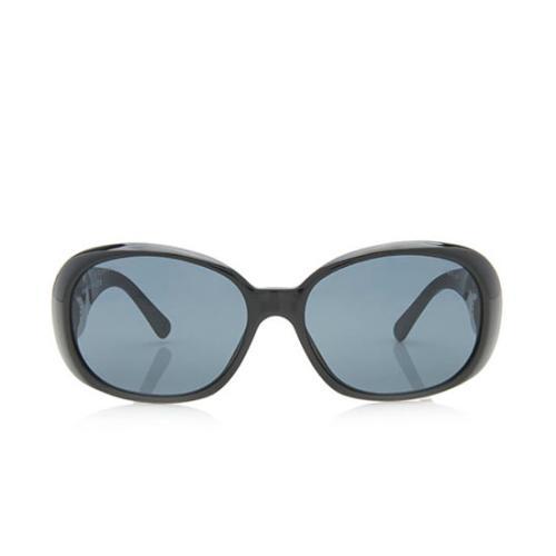 Chanel Camellia Sunglasses