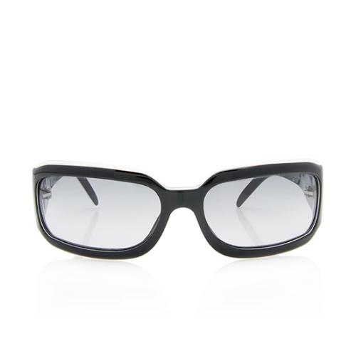 Chanel Crystal CC Sunglasses