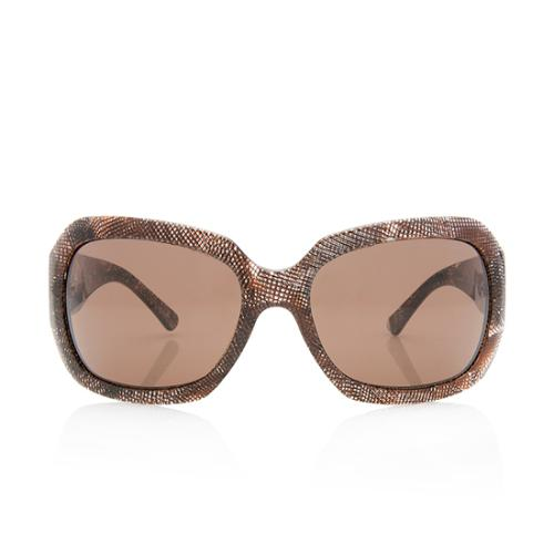 Chanel Lace Sunglasses