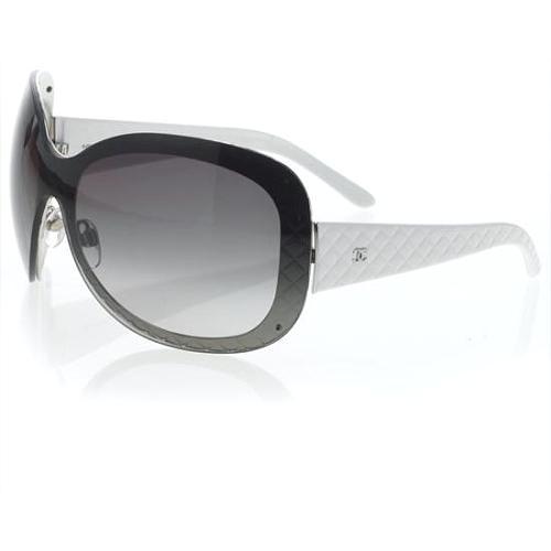 Chanel Oversized Square Sunglasses