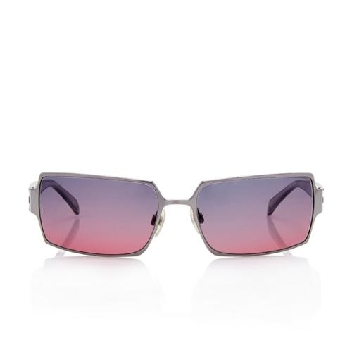 Chanel Quilted Strass Sunglasses