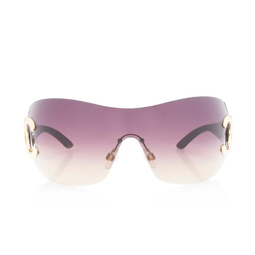 Chanel Shield Sunglasses