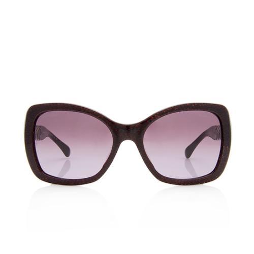 Chanel Square Chain Link Sunglasses