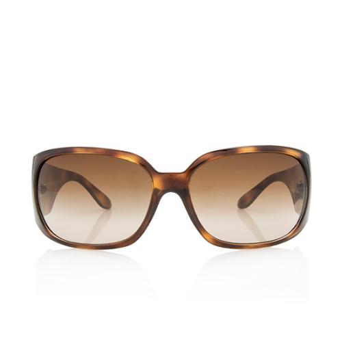 Chanel Swarovski Crystal Sunglasses