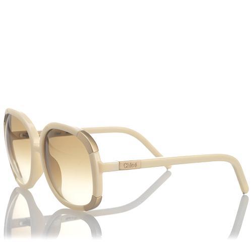 Chloe Myrte Acetate Sunglasses